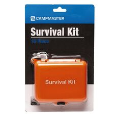 Campmaster Survival Kit 18 Piece