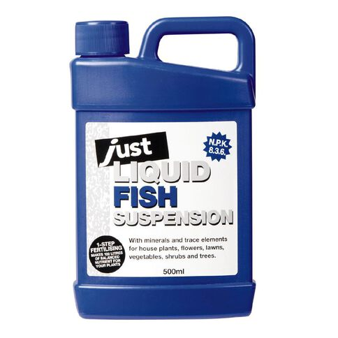 Just Brand Liquid Fish Suspension