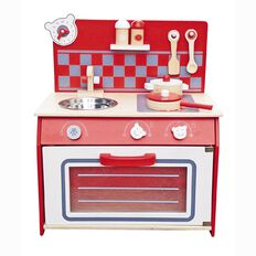 Play Kitchen Chef Wooden