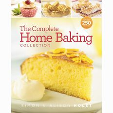 The Complete Home Baking Collection by Alison & Simon Holst