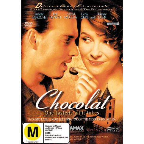 Chocolate DVD 1Disc