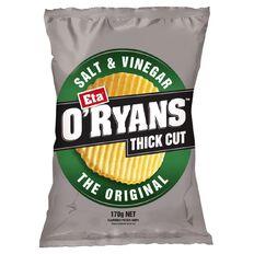 Eta O'Ryans Salt & Vinegar 170g