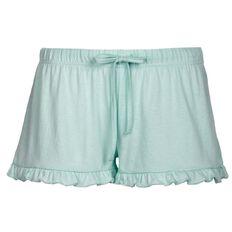 Basics Brand Women's Plain Knit Sleep Shorts