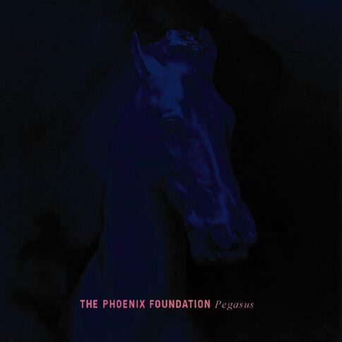 The Phoenix Foundation Pegasus. CD
