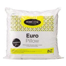 Home Zone Pillow Euro 65cm x 65cm