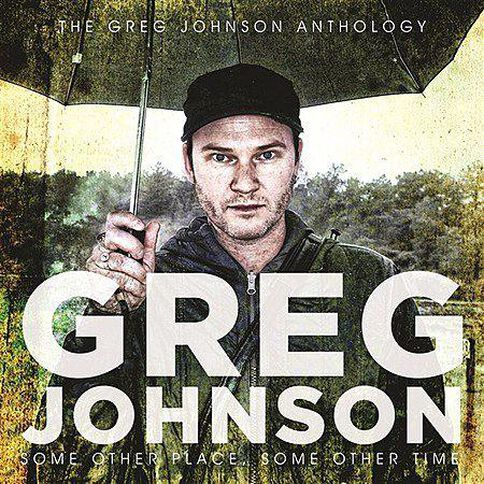 Some Other Place Some Other Time CD by Greg Johnson 1Disc