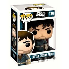 Pop Vinyl Star Wars Rogue 1 Captain Cassian