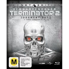 Terminator 2 Skynet Ed Blu-ray 1Disc