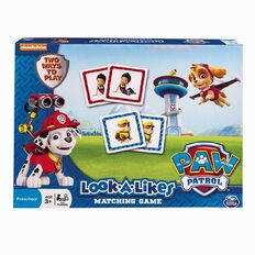 Paw Patrol Look a Likes Game