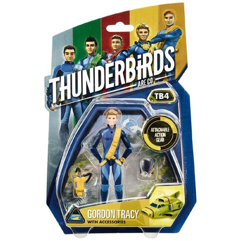 Thunderbirds Action Figures 3.75 inch Assorted