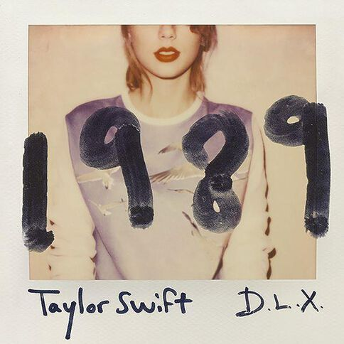 1989 CD by Taylor Swift 1Disc