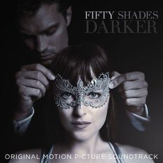Fifty Shades Darker CD by Original Soundtrack 1Disc