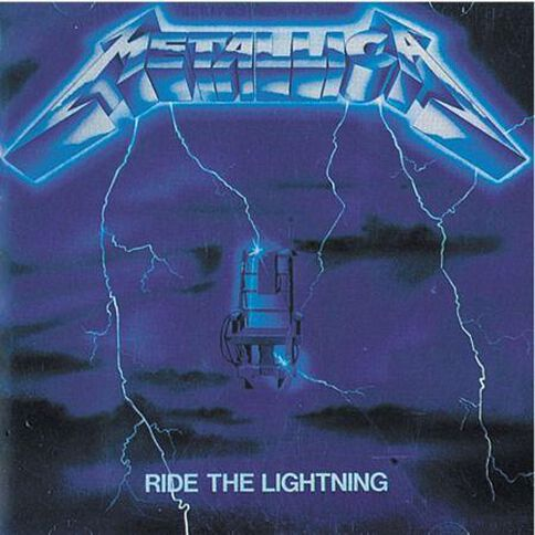 Ride the Lighting CD by Metallica 1Disc