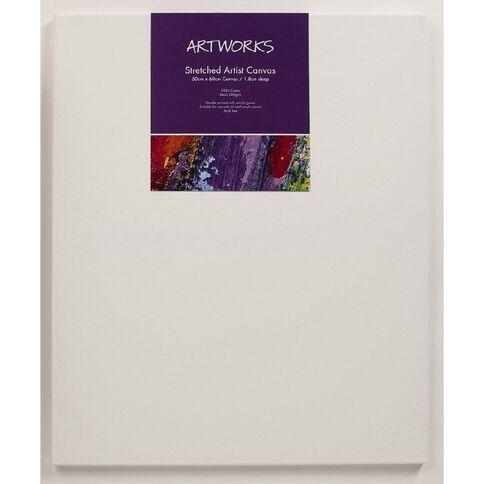 Artwise Stretched Art Canvas 5oz 50cm x 60cm