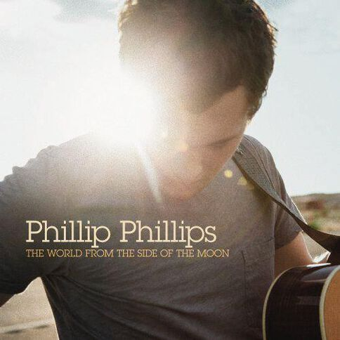 The World From The Side of CD by Phillip Phillips 1Disc