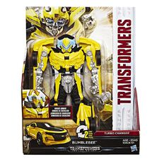 Transformers Movie 5 Knight Armor Turbo Changer