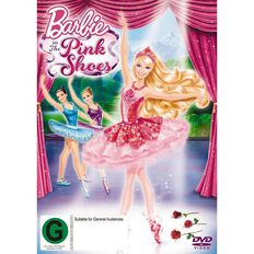 Barbie In The Pink Shoes DVD 1Disc