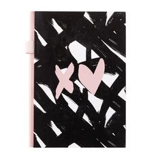 Deskwise Notebook X & Heart A5