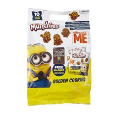 Despicable Me Golden Cookies 10 Pack