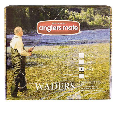 Angler's Mate Fishing Wader Large