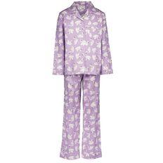 Basics Brand Girls' Packaged Flannelette Pyjamas