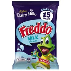 Cadbury Dairy Milk Freddo Treat Size 180g