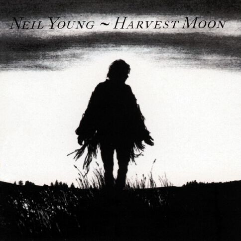 Harvest Moon CD by Neil Young 1Disc