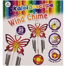 Kaleidoscope Make Your Own Wind Chimes Boxed Craft Kit