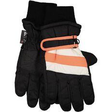 Active Intent Girls' Ski Gloves