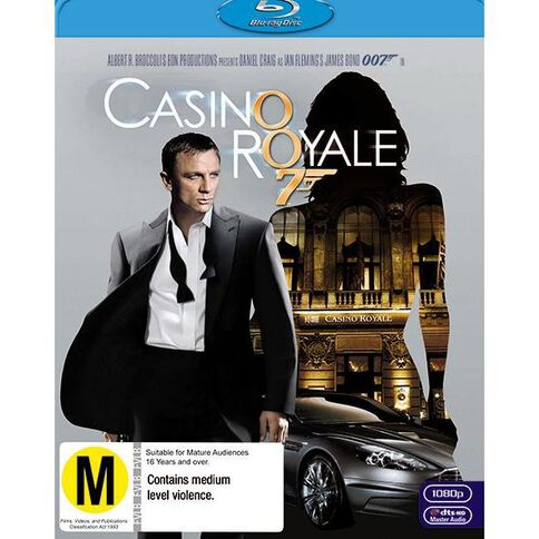Casino Royale Blu-ray 1Disc