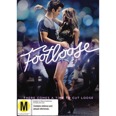 Footloose DVD 1Disc