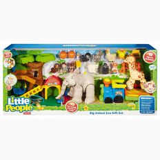 Fisher-Price Little People Big Animal Zoo Activity Play Set