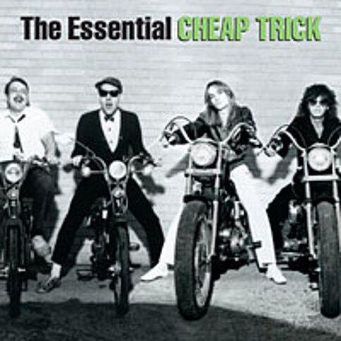 The Essential CD by Cheap Trick 2Disc