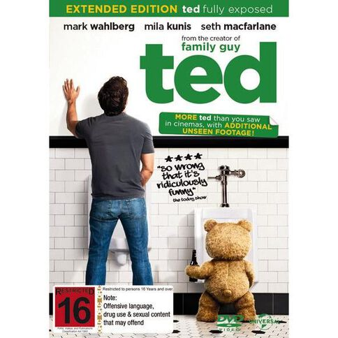 Ted DVD 1Disc