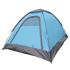Necessities Brand Sleepout Tent Blue 2 Person