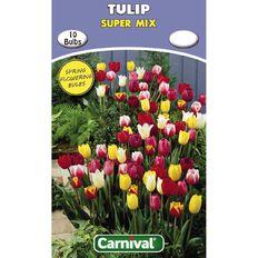Carnival Tulip Bulb Super Mix 10 Pack