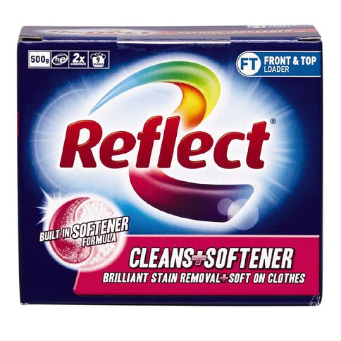 Reflect Laundry Powder Cleans & Softens 500g