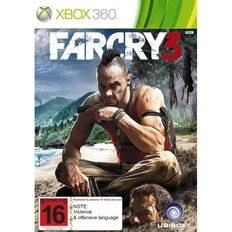 Xbox360 Far Cry 3