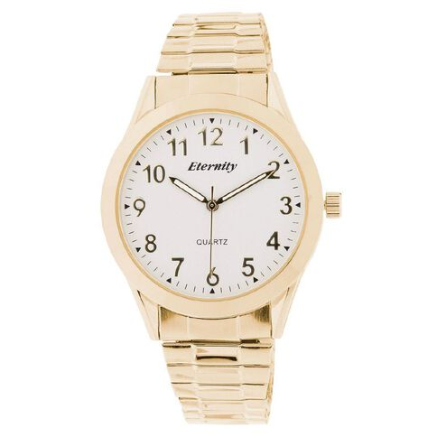 Eternity Men Watch Analog Gold