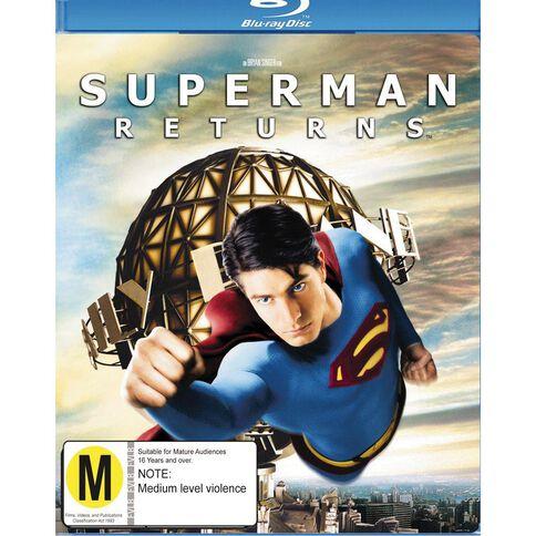 Superman Returns Blu-ray 1Disc