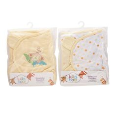Lullaboo Swaddle Blanket Assorted Yellow S-M