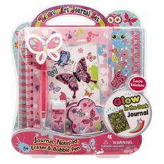 Princess Kits Butterfly Journal Set