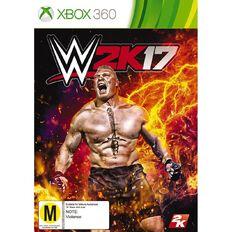 Xbox360 WWE 2K17