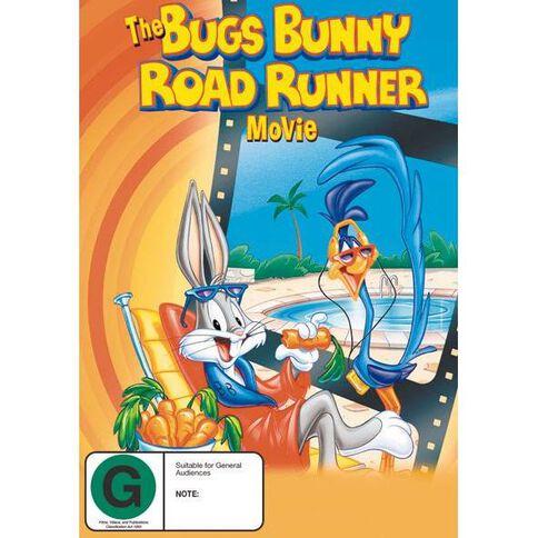 Road Runner Movie DVD 1Disc