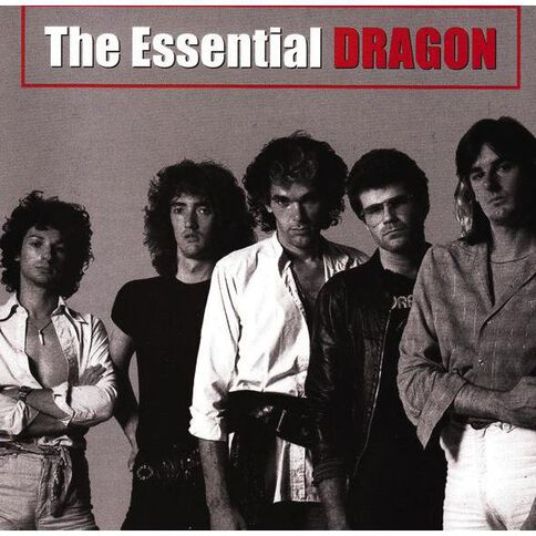 The Essential CD by Dragon 2Disc