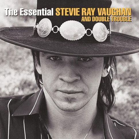 The Essential CD by Stevie Ray Vaughan 2Disc