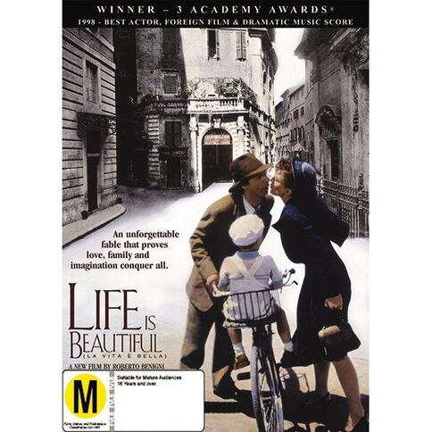 Life Is Beautiful DVD 1Disc