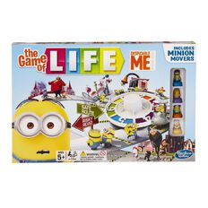 Despicable Me The Game of Life Game
