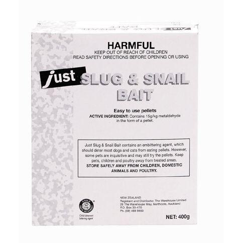 Just Brand Slug & Snail Bait 400g