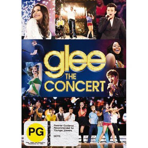 Glee Live 3D Aka Glee Concert DVD 1Disc